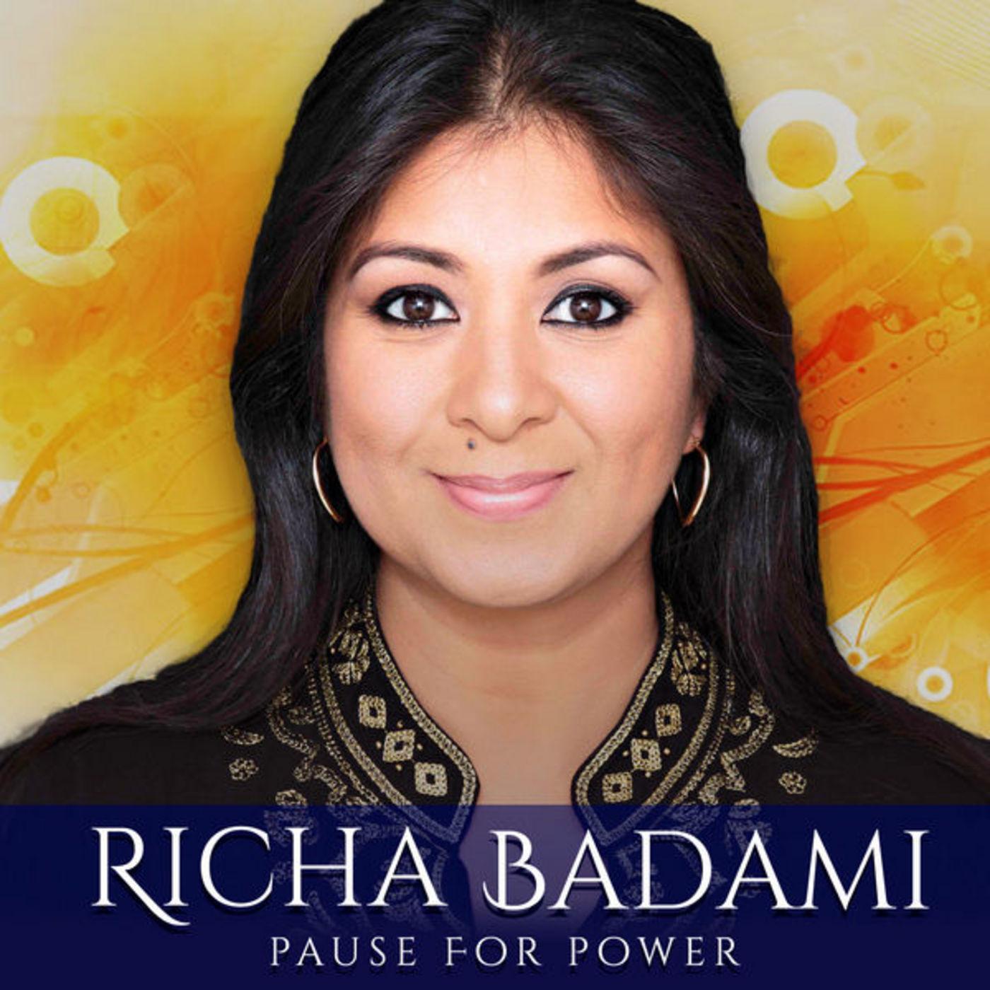 <![CDATA[Richa Badami's Pause For Power Radio]]>